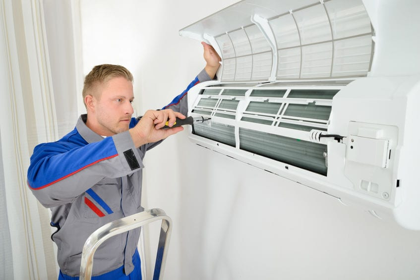 air conditioning installation burlington nj