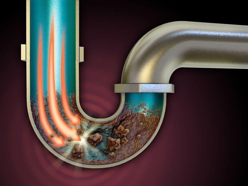 unclogging a drain langhorne pa