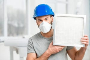 indoor air quality evesham township