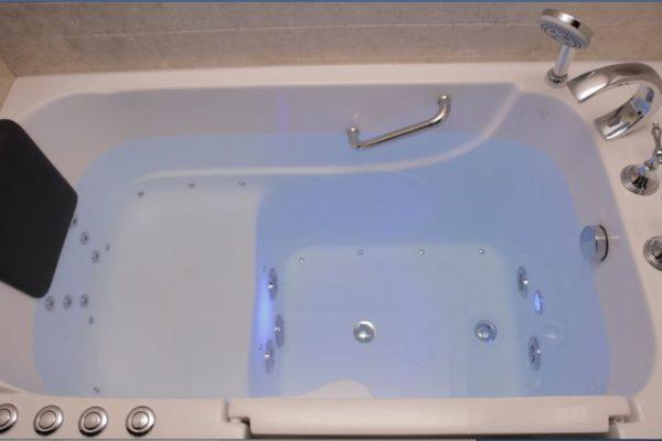 one day bath tub remodel in cherry hill