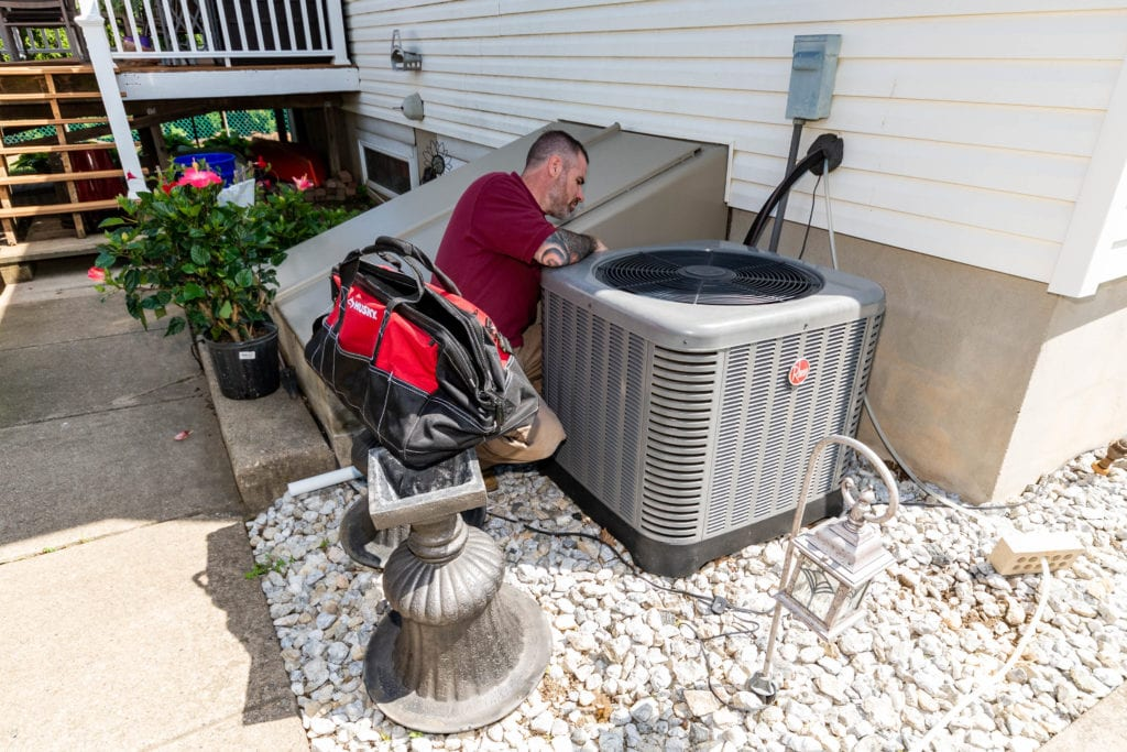 air conditioning contractor cherry hill nj