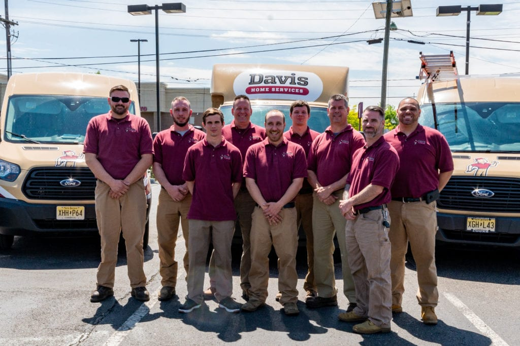Davis Home Services Team