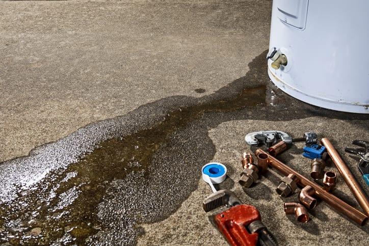 plumbing repair burlington nj