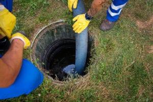 sewer line repair Cherry Hill Nj